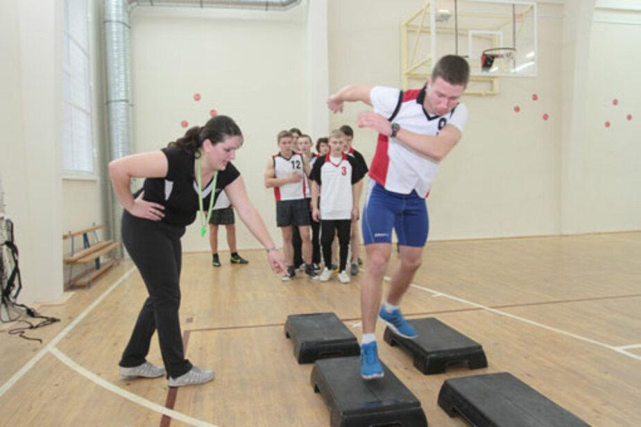 Как сделать урок физкультуры увлекательным, знают педагоги-новаторы - Новости Калининграда