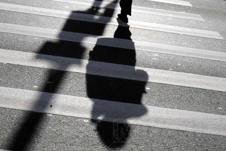 В Советске возле музыкальной школы сбили пенсионерку - Новости Калининграда