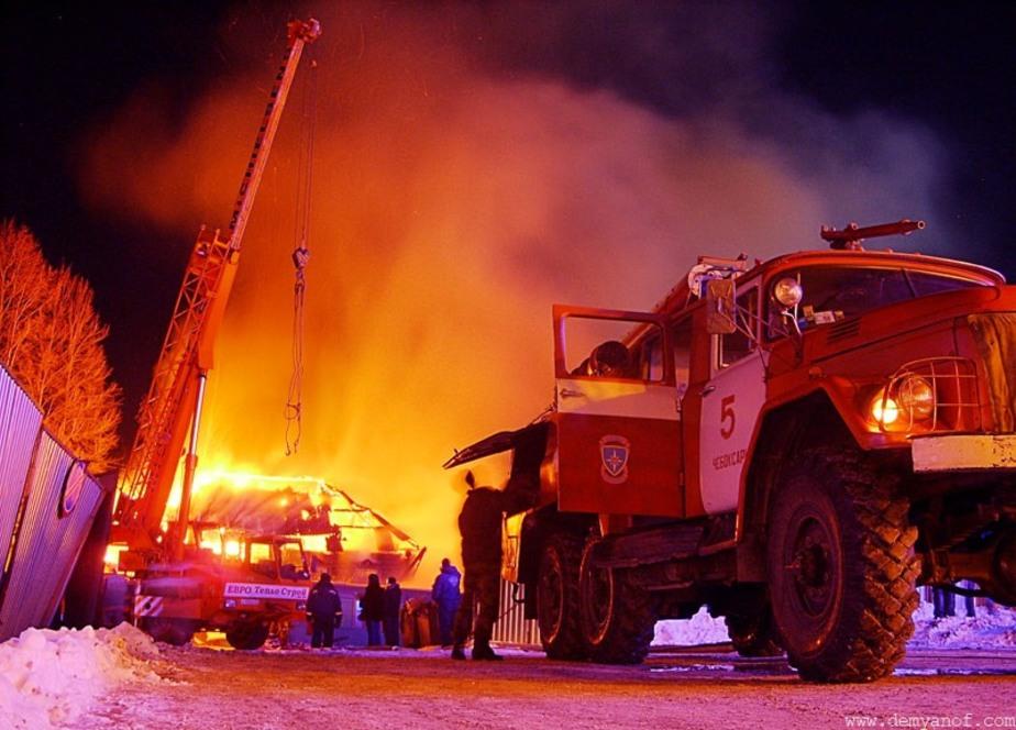 При пожаре дома под Правдинском погибла 6-месячная девочка - Новости Калининграда