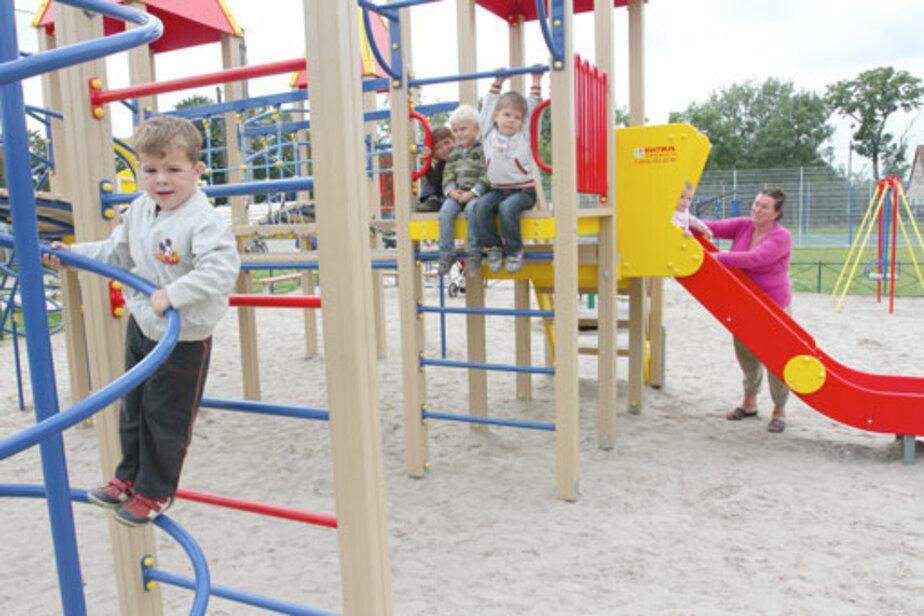 В Калининграде будут строить типовые площадки для малышей и подростков - Новости Калининграда