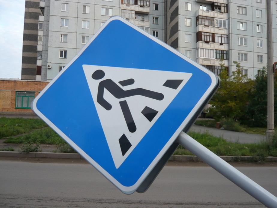 """В Нестерове -""""Мерседес-"""" насмерть сбил пешехода"""