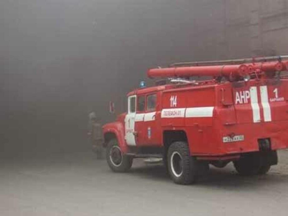 В воскресенье на пожарах в Калининграде пострадали два человека - Новости Калининграда