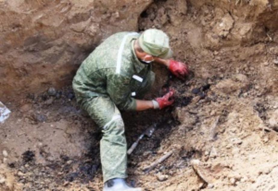 Горвласти- Ответственность за размещение останков солдат лежит на подрядчике эстакады - Новости Калининграда
