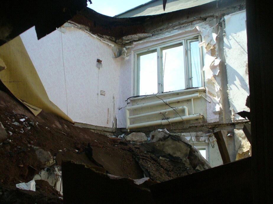 В Немане при взрыве газа в квартире пострадала женщина - Новости Калининграда