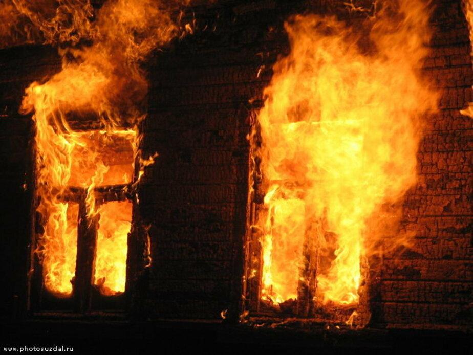 В Знаменске при пожаре в квартире погибла женщина - Новости Калининграда