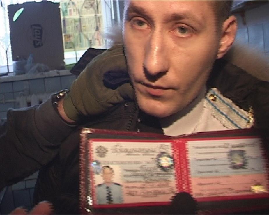 """В Калининграде задержан лже-прокурор Белов- -""""крышевавший-"""" магазины за еду"""
