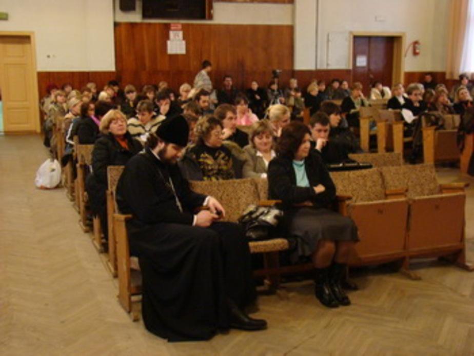 В Черняховске вспомнили о духовно-нравственном воспитании - Новости Калининграда
