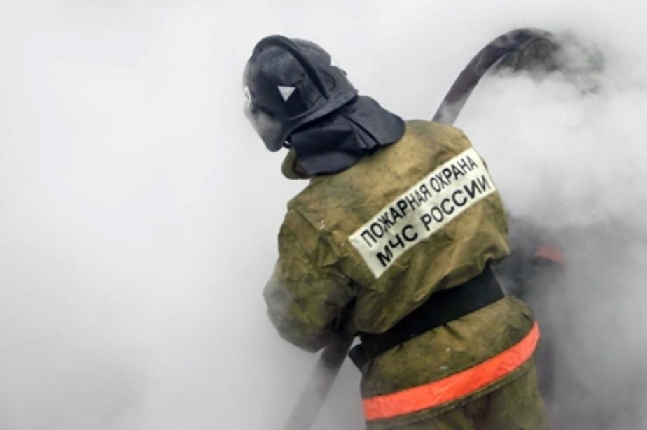 При пожаре в подвале на ул- Дзержинского пострадал 46-летний мужчина - Новости Калининграда