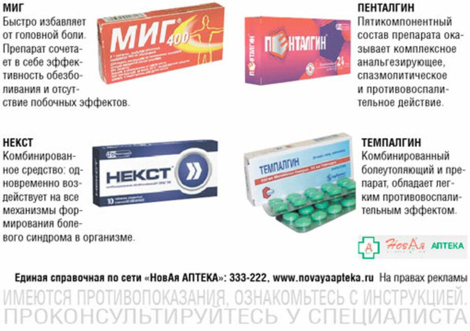 Лекарства против боли назначает только врач - Новости Калининграда