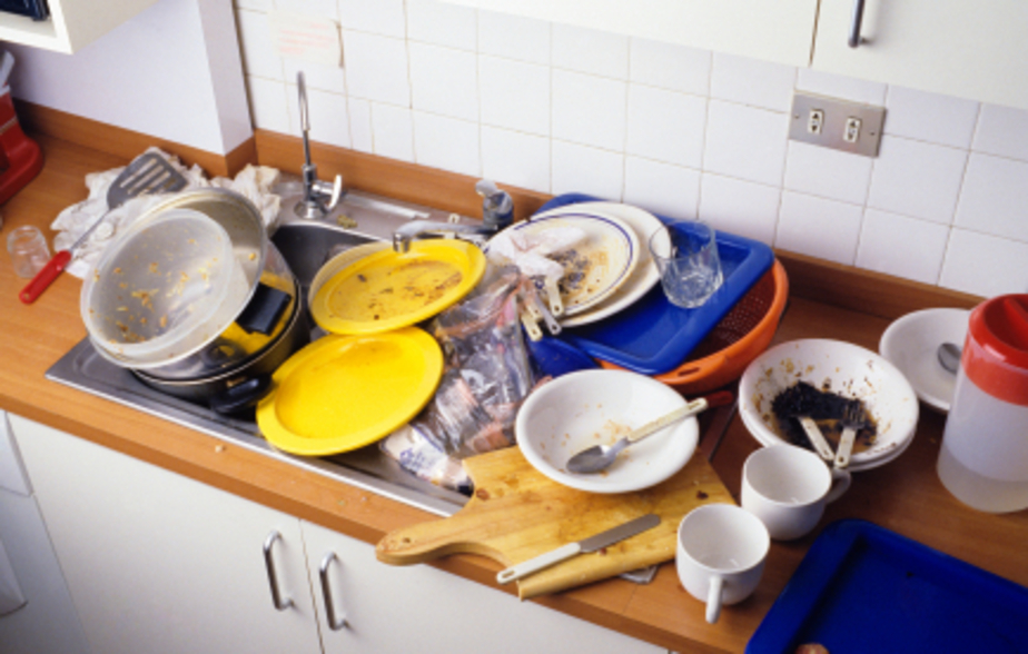"""""""Тащил труп""""- В Советске мужчина зарезал подругу из-за грязной посуды - Новости Калининграда"""