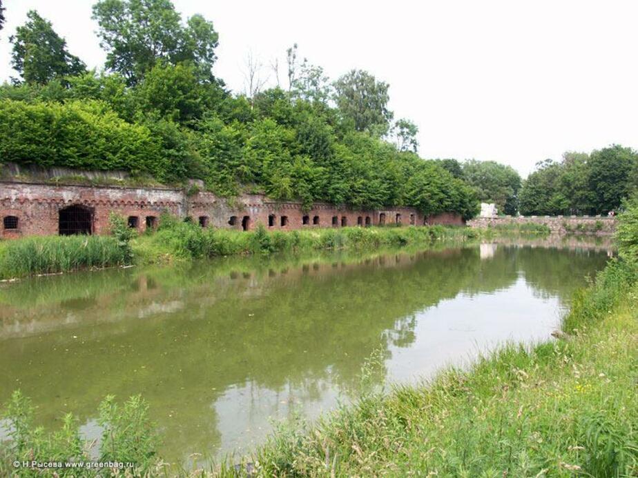 Во рве 5-го форта утонул один из гостей гулявшей там свадьбы - Новости Калининграда
