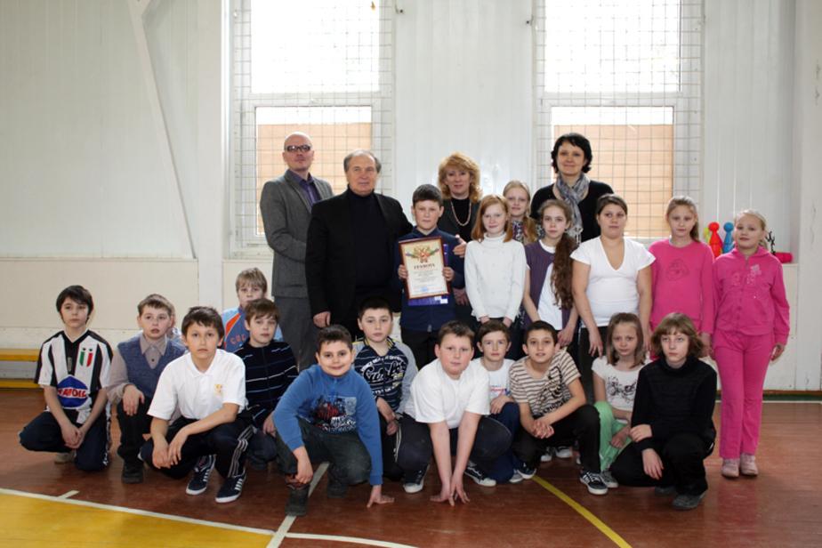 В Калининграде 10-летнего школьника наградили за поимку грабителя - Новости Калининграда