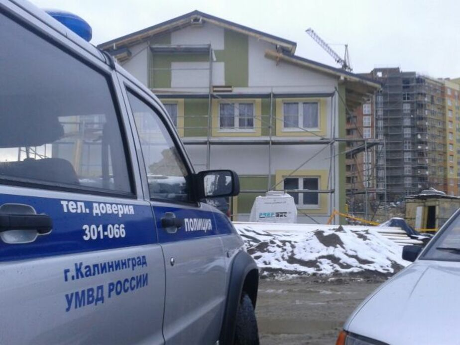 В строящемся особняке на окраине Калининграда погибли три человека - Новости Калининграда