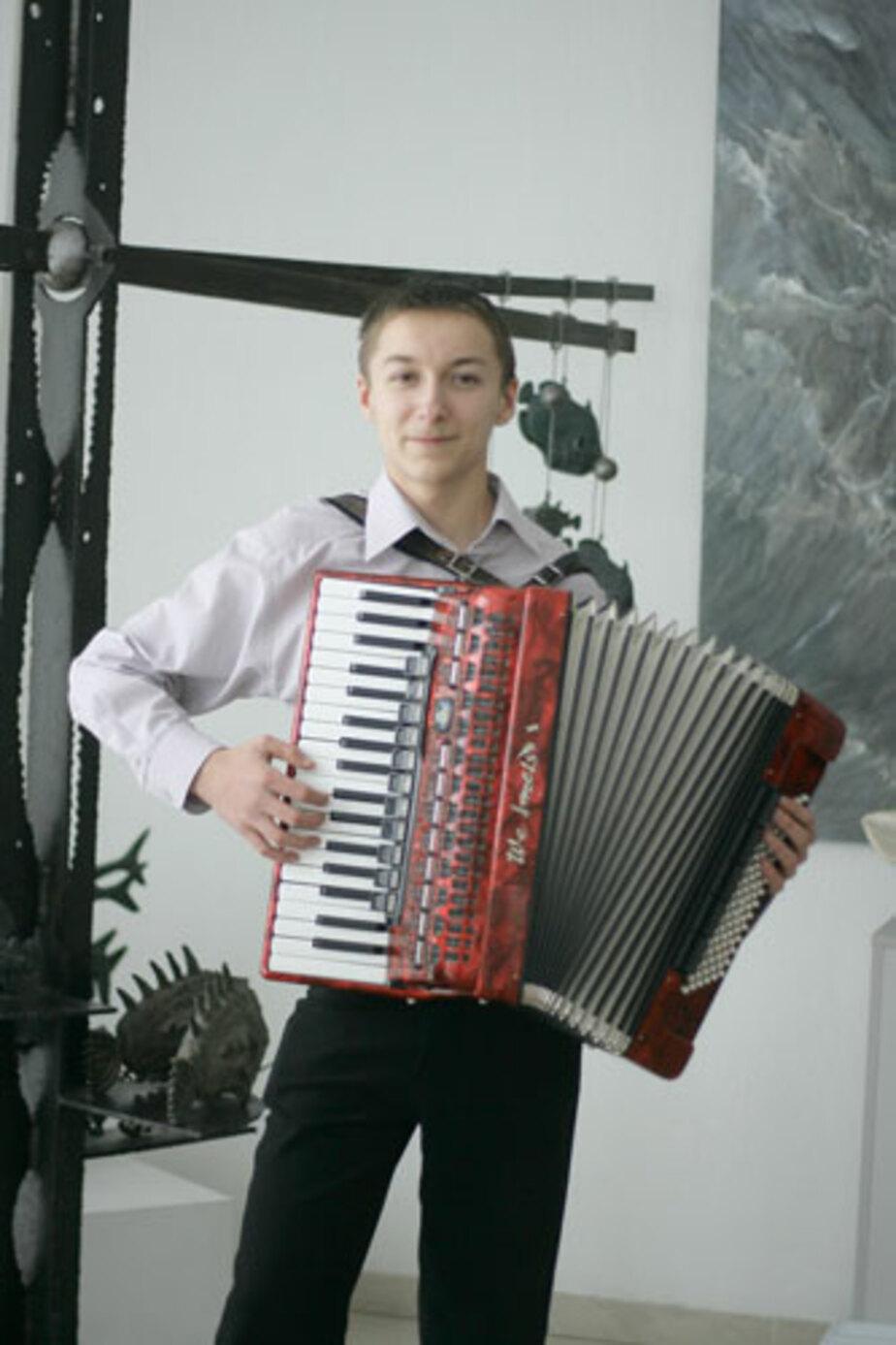 Любимый инструмент – аккордеон - Новости Калининграда