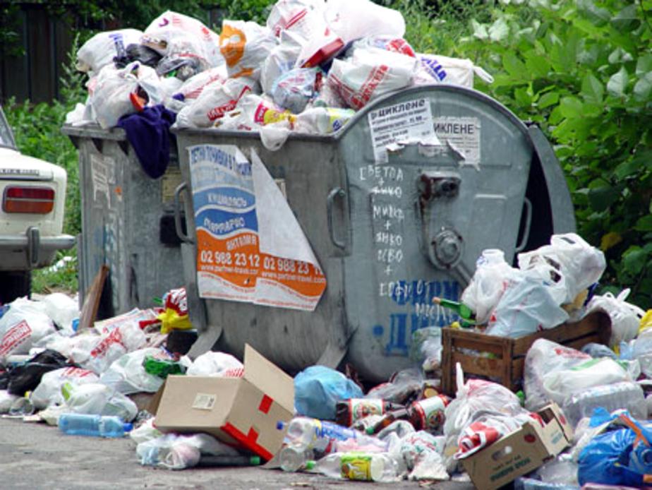 Город потратит на уборку несанкционированных свалок 4-5 млн- руб- - Новости Калининграда
