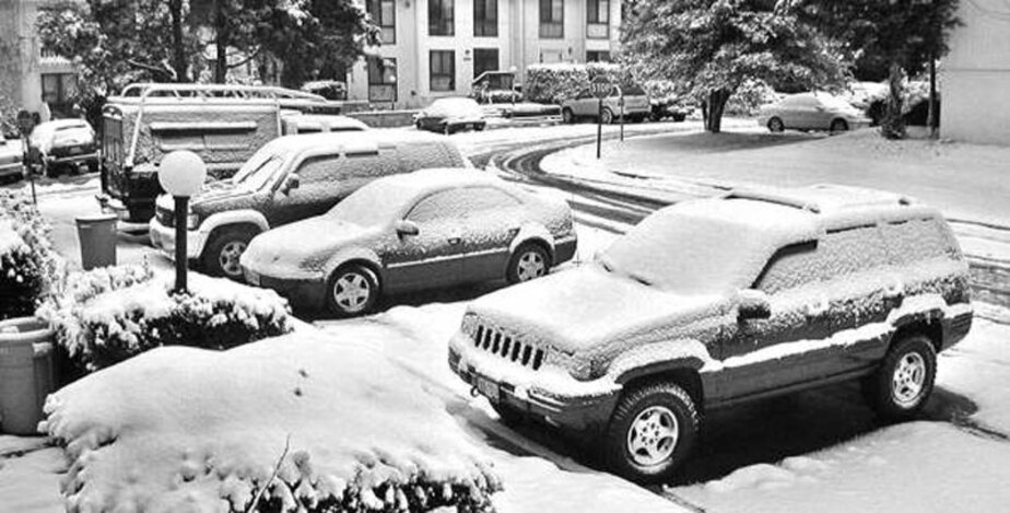 Аномальный мороз в Калининграде- как завести автомобиль - Новости Калининграда