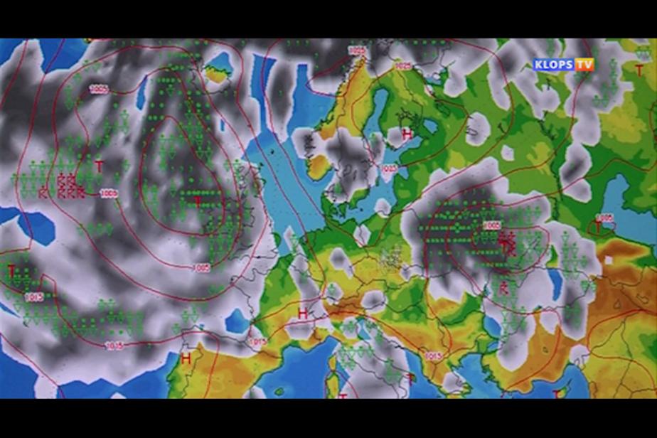 До выходных синоптики обещают в Калининградской области дожди - Новости Калининграда