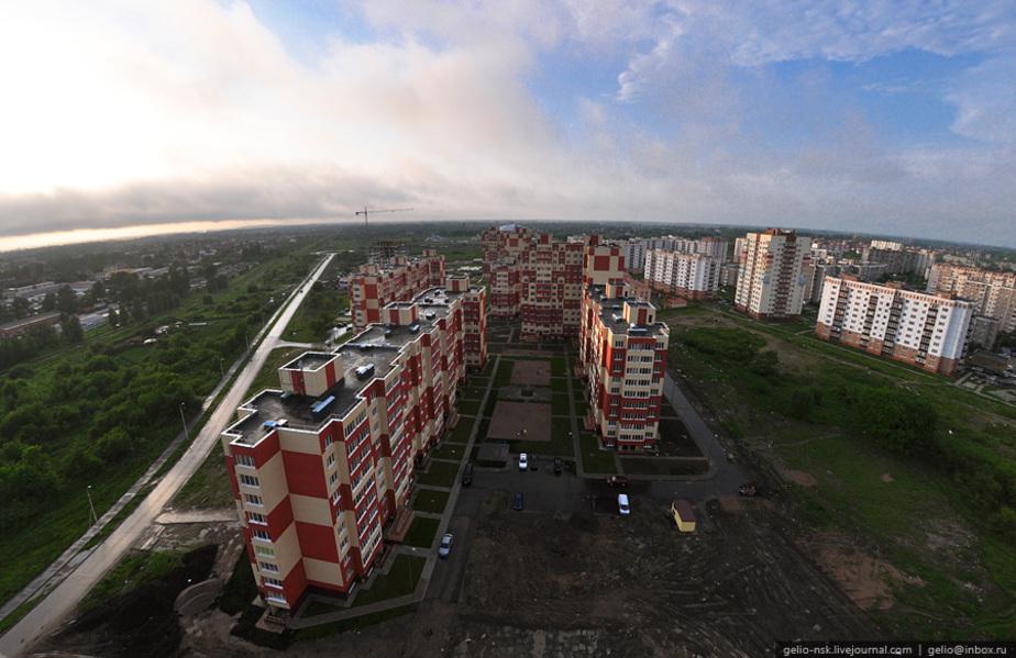 Ярошук- Мост с Сельмы на Советский пр- построят к середине 2013 г-