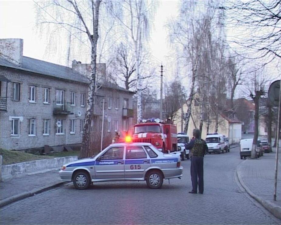 """В Багратионовске второклассник """"заминировал"""" отдел полиции"""