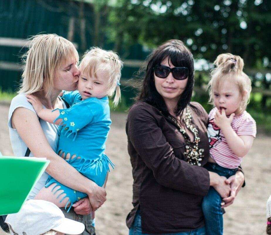 В Калининграде родители детей с синдромом Дауна бросили вызов предрассудкам - Новости Калининграда