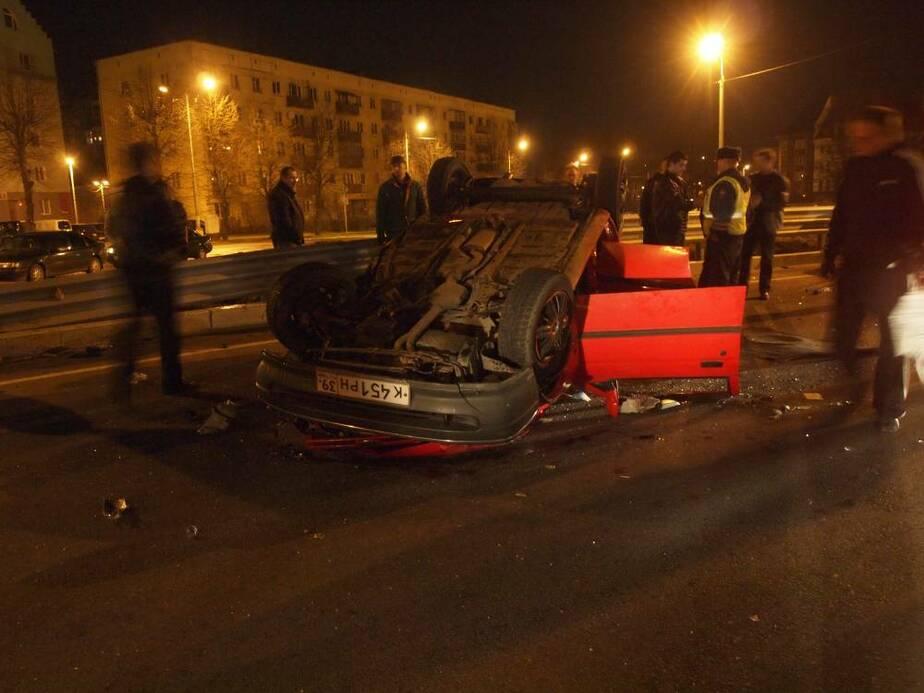 Из четырех раненых в ДТП на второй эстакаде двое остаются в реанимации - Новости Калининграда