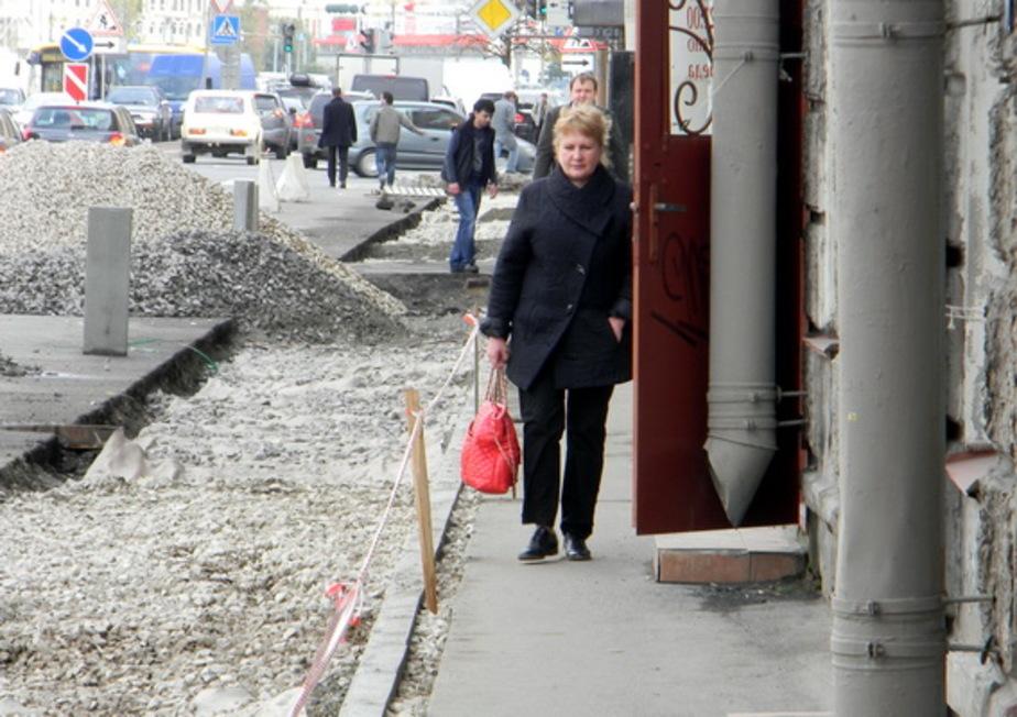 В Калининграде отремонтируют 25 тротуаров и 11 дворов -список- - Новости Калининграда