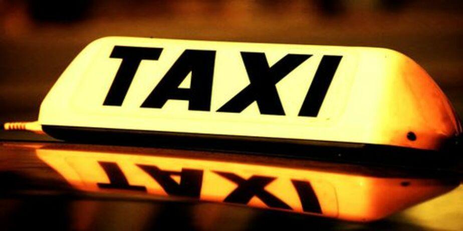 В Калининграде трое безработных пытались ограбить водителя такси - Новости Калининграда