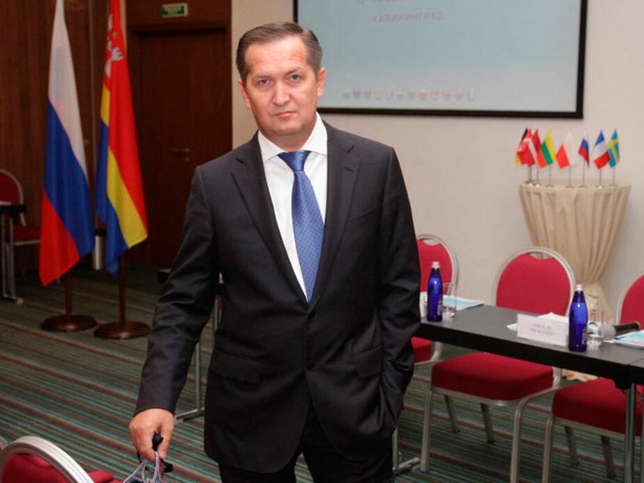 Цуканов назначил своим пятым заместителем Константина Суслова - Новости Калининграда