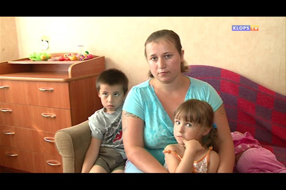 В Калининграде мать с тремя детьми рискует остаться на улице - Новости Калининграда