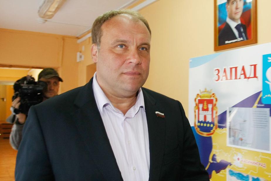 Депутат Колесник-  У нас есть и 30-летние чиновники- которые как будто впали в маразм - Новости Калининграда