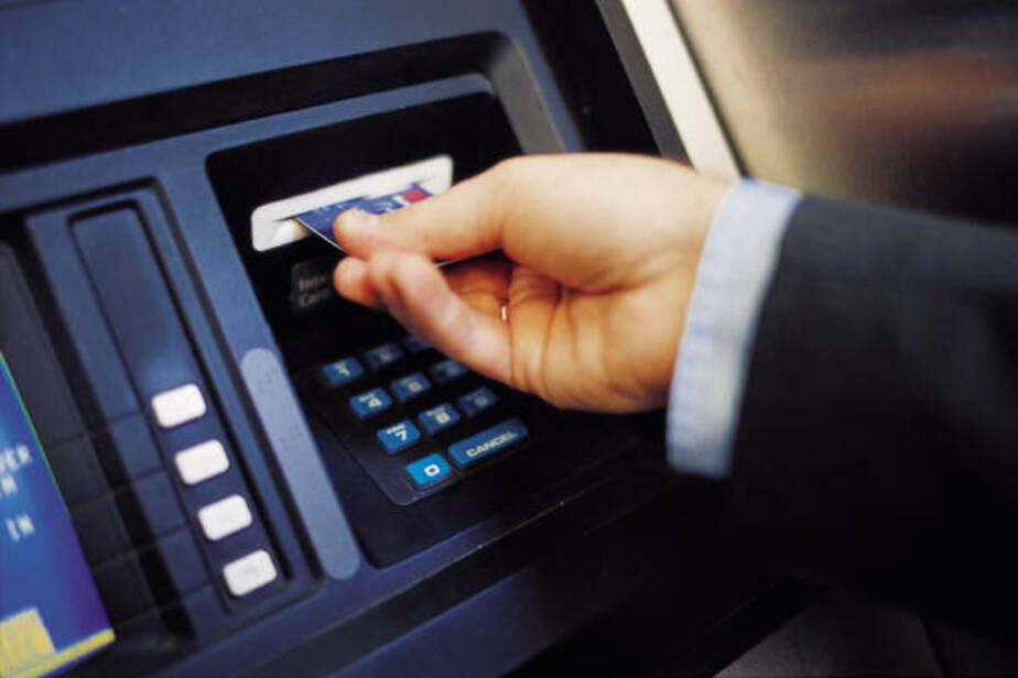 Банкоматы и терминалы- устройства для самообслуживания - Новости Калининграда