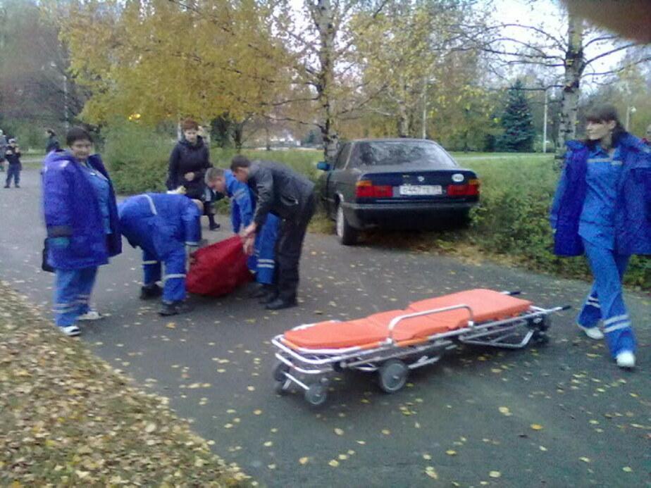 В Калининграде пешеходов давят уже прямо на тротуарах - Новости Калининграда