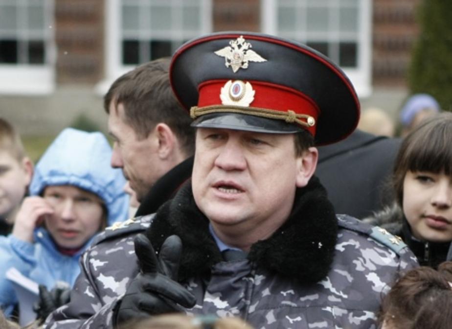 Начальник полиции Гусева- Подозреваемые в избиении девочки взяты под охрану - Новости Калининграда