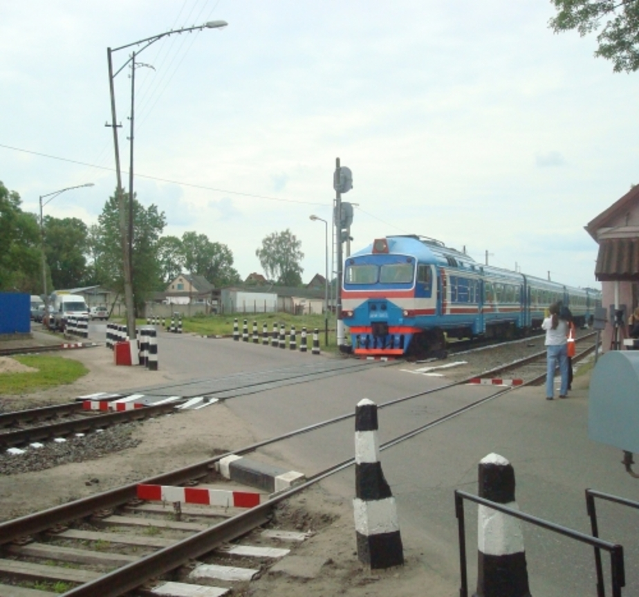 Штраф за нарушения при проезде ж-д переездов вырастет в 200 раз - Новости Калининграда