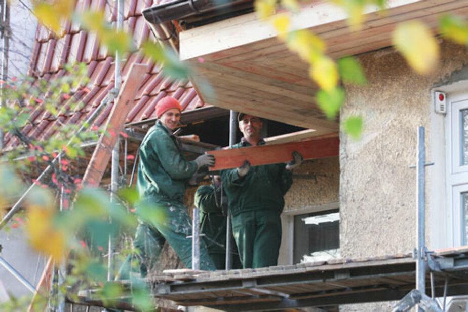 В Калининграде управляющие компании хотят повысить тарифы на ремонт домов