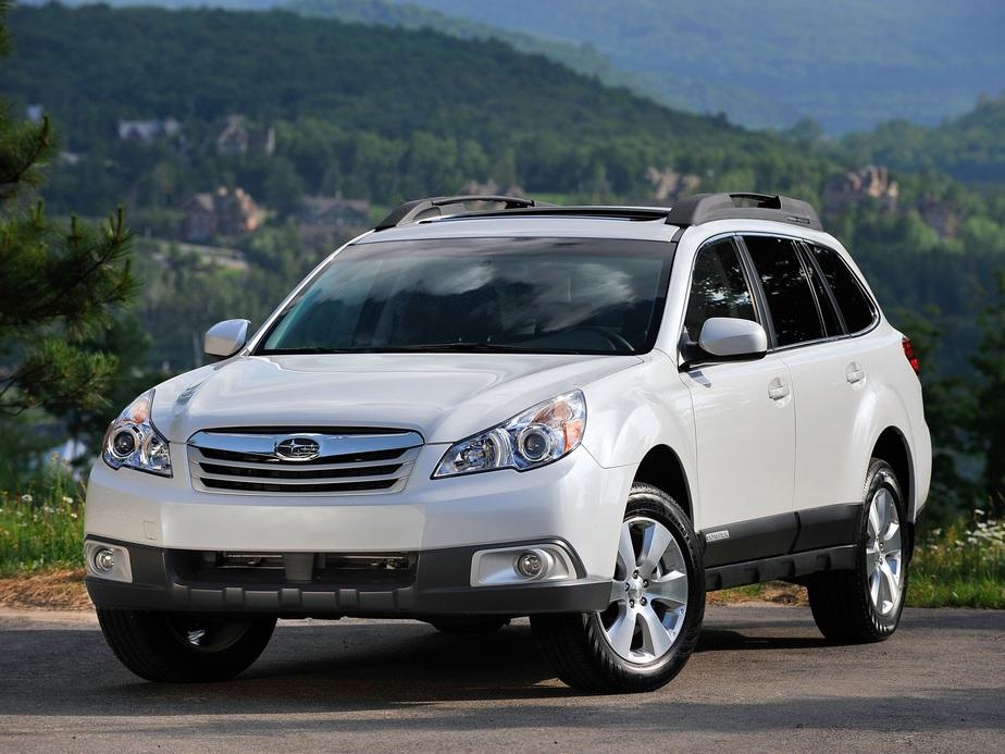 Автомобили Subaru 2012 модельного года в наличии-