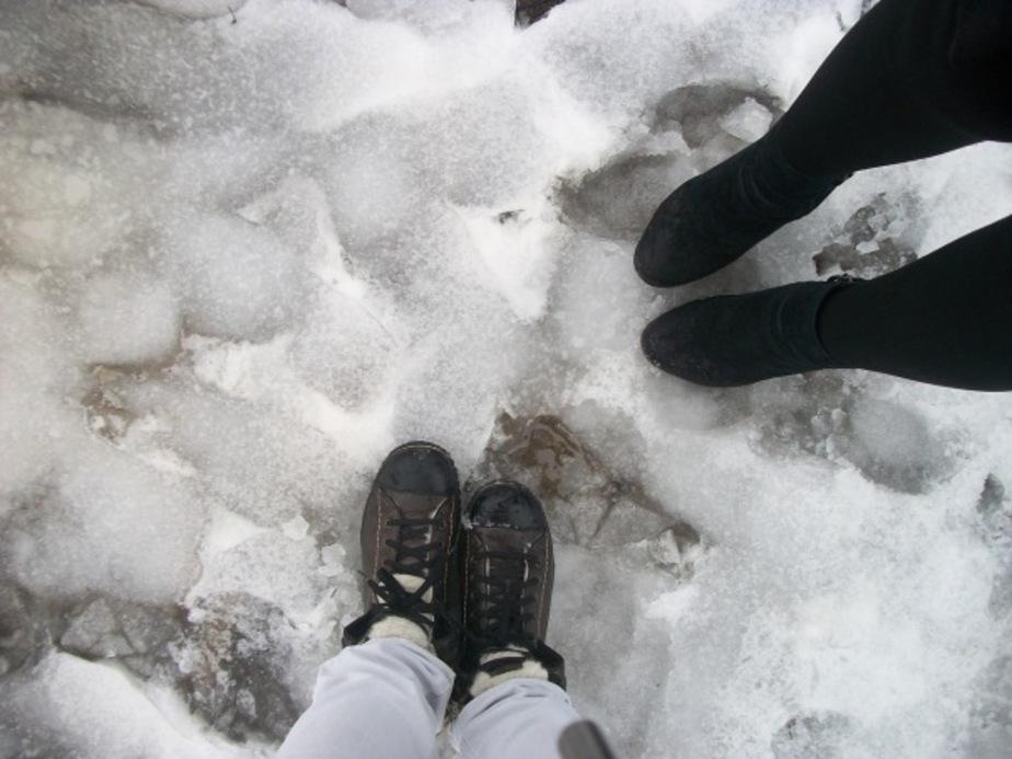 В Калининграде прооперировали 8 человек с обморожениями ног - Новости Калининграда