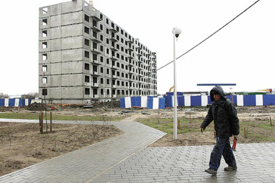 Первый доходный дом вырос на восемь этажей - Новости Калининграда