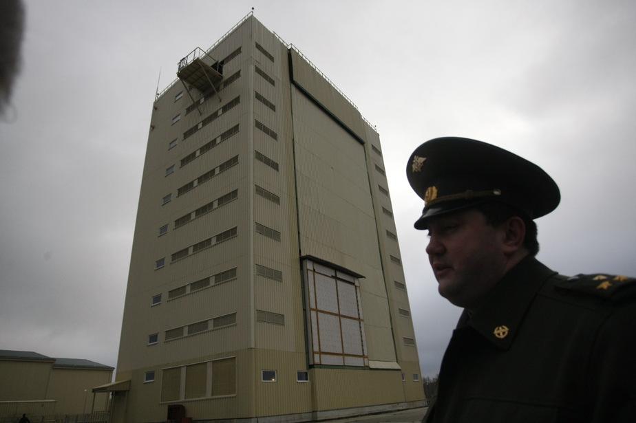 Медведев ввел в боевой состав РЛС под Калининградом