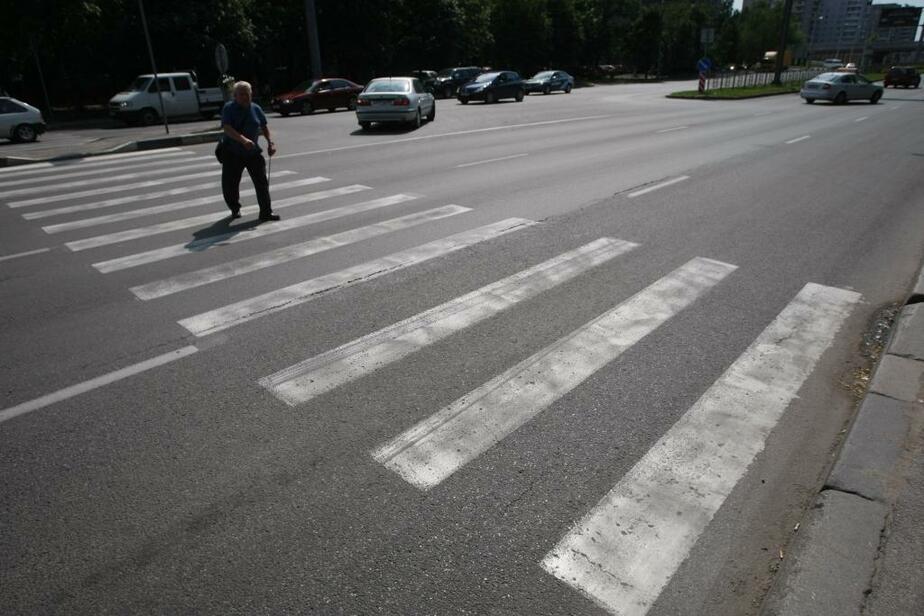 Горвласти потратят 500 тыс- на дорожную разметку из горячего пластика - Новости Калининграда