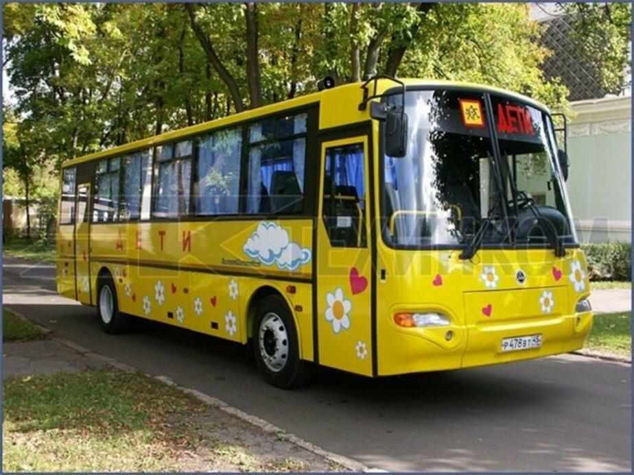 Правительство покупает 17 школьных автобусов за 50 млн- руб- - Новости Калининграда