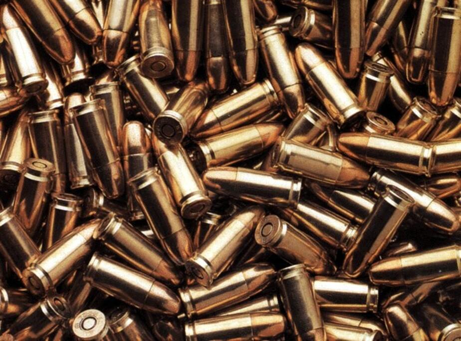 У двоих калининградцев изъяли 299 патронов