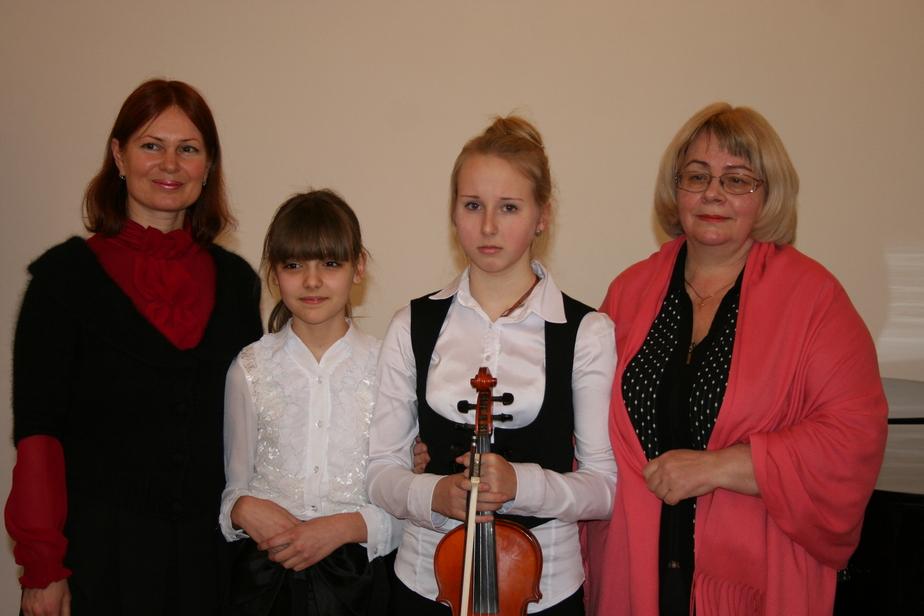 Юные музыканты Балтийска победили во всероссийском конкурсе - Новости Калининграда