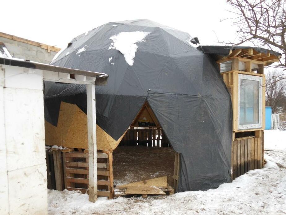 Калининградец строит дом будущего - Новости Калининграда