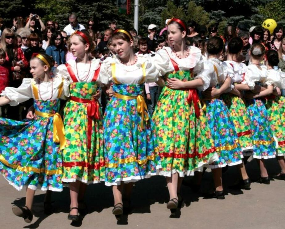 В День народного единства в Калининграде выступят национальные коллективы
