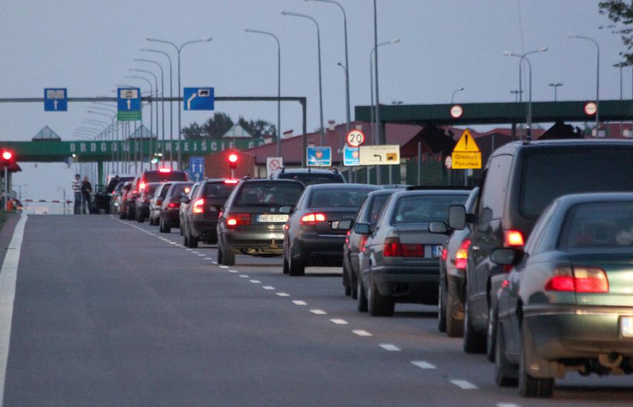 Пограничники- Польскую границу в будни пересекают 15 тыс человек - Новости Калининграда