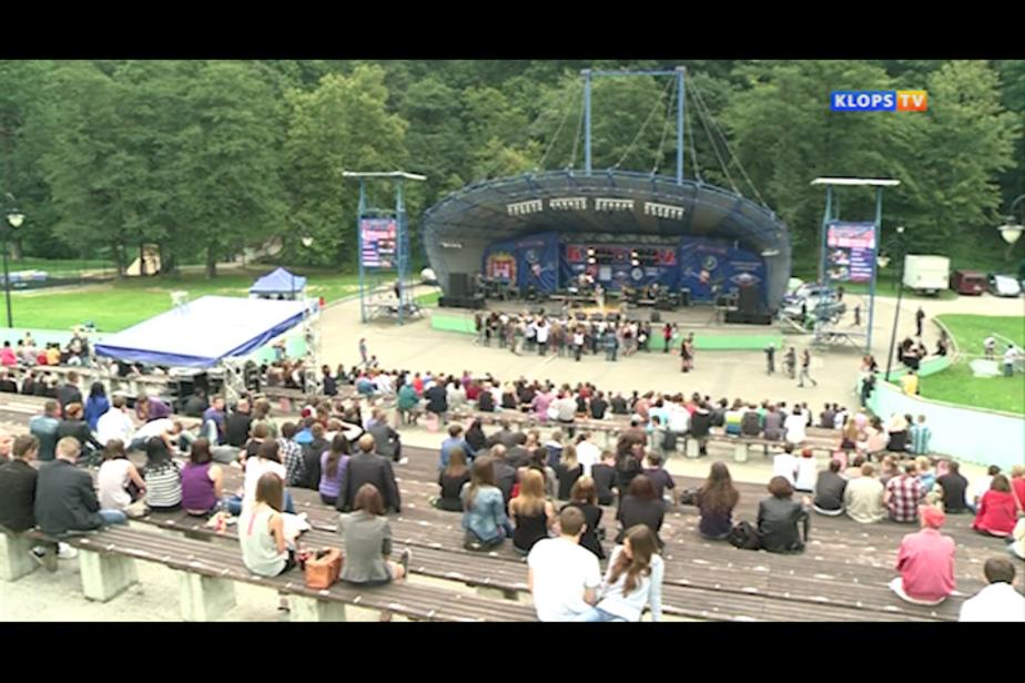В Центральном парке открылся фестиваль Калининград In Rock 2012 - Новости Калининграда
