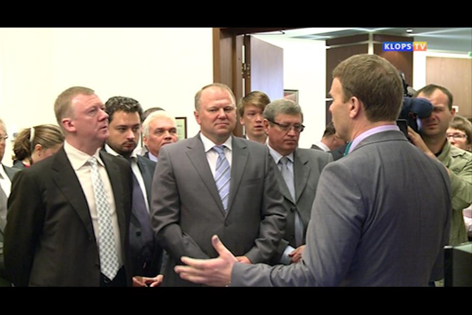 Чубайс пообещал вкладывать деньги в калининградские нанотехнологии - Новости Калининграда