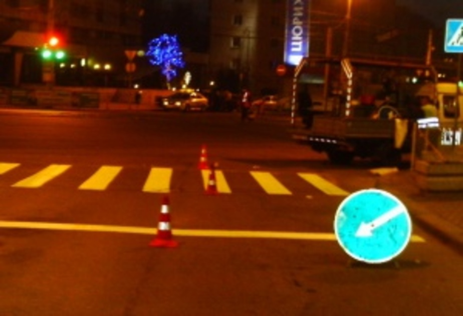 В ночь на 19 апреля в центре Калининграда нанесут дорожную разметку - Новости Калининграда