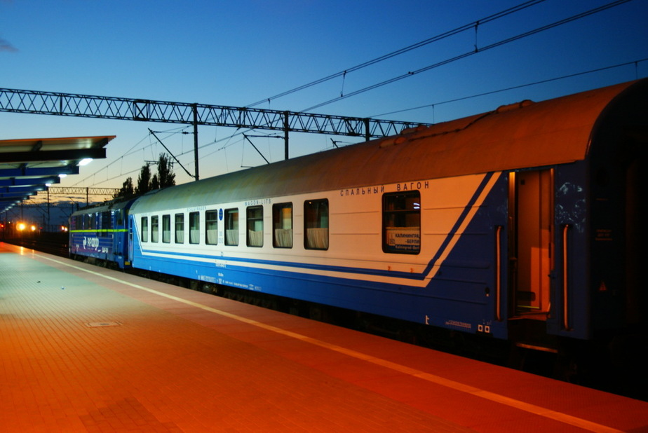 """Билеты на поезд -""""Калининград - Берлин-"""" можно заказать через интернет - Новости Калининграда"""